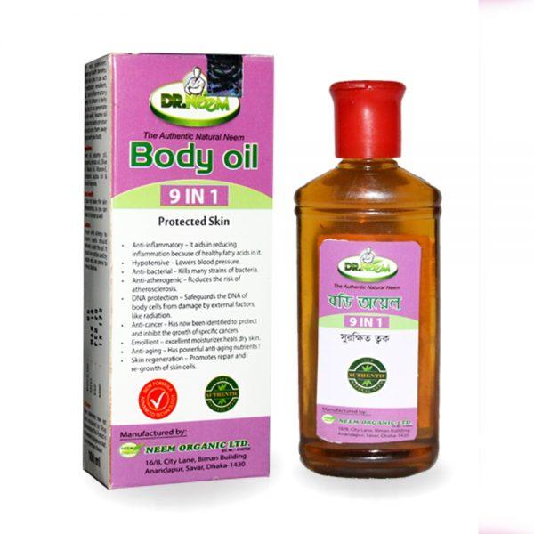 Body Oil 100 ml