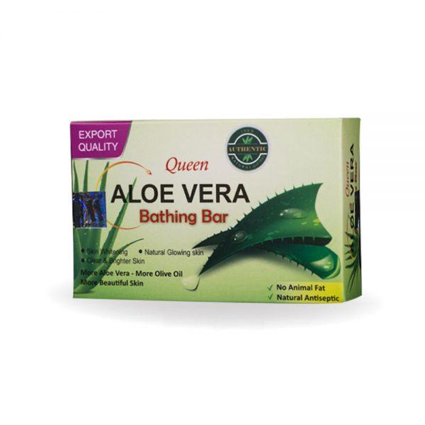 Aloe vera bathing bar
