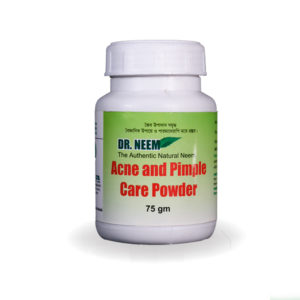 Acne And Pimple Care Powder